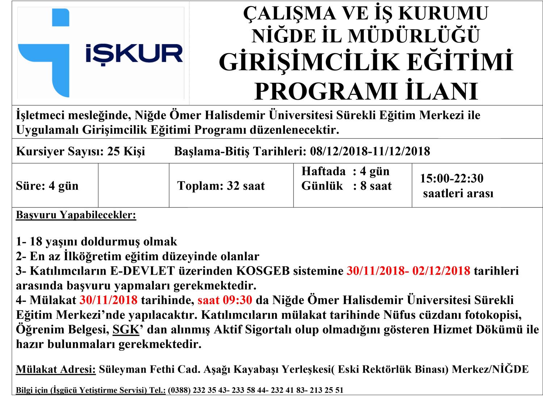 Nigde Omer Halisdemir Universitesi Gorme Engelli Sayfasi